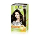 Schwarzkopf Natural & Easy barva na vlasy 580 Tmavě hnědý samet