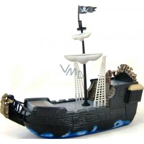 Disney Piráti z Karibiku Černá Perla 3D sprchový gel pro děti 300 ml