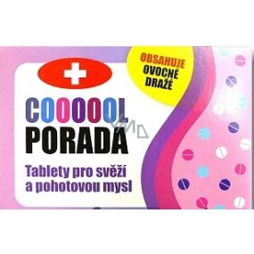 Nekupto Sladká první pomoc Coooool porada ovocné dražé 12 g