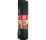 Alufix Pytle na odpad mega silné, černé 110 l 70 x 100 cm 10 kusů