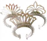 Čelenka pro princezny v balení 6 kusů