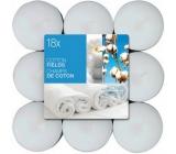 Bolsius Aromatic Cotton Fields - Bavlněné plantáže vonné čajové svíčky 18 kusů, doba hoření 4 hodiny