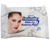 Freshmaker Vlhčené kosmetické ubrousky na make-up 20 kusů