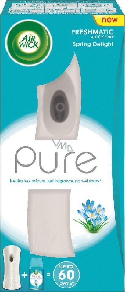 Air Wick FreshMatic Pure Svěží vánek automatický sprej 250 ml