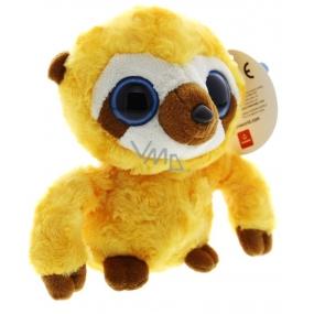 Yoo Hoo Opička oranžová plyšová hračka 15 cm