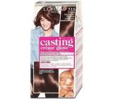 Loreal Paris Casting Creme Gloss barva na vlasy 518 oříškové mochaccino