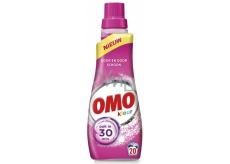 Omo Kleur Color tekutý prací gel na barevné prádlo 20 dávek 700 ml