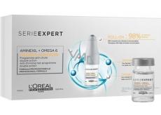Loreal Professionnel Série Expert Aminexil Advanced Roll-On program proti padání vlas 10 x 6 ml