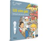 Albi Kouzelné čtení interaktivní mluvící kniha Už vím jak věk 6+