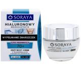 Soraya Hyaluronic Micro-Injection 70+ obnovující krém s transdermální kyselinou hyaluronovou na den/noc 50 ml