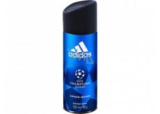 Adidas UEFA Champions League Anthem Edition deodorant sprej pro muže 150 ml
