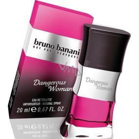 Bruno Banani Dangerous toaletní voda pro ženy 20 ml