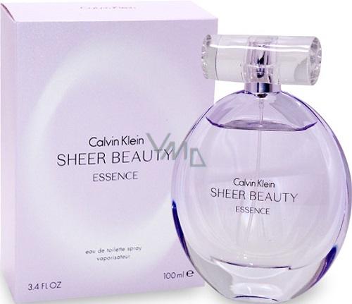 Calvin Klein Sheer Beauty Essence toaletní voda pro ženy 100 ml