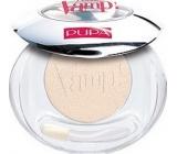 Pupa Vamp! Compact Eyeshadow oční stíny 101 Vanilla 2,5 g
