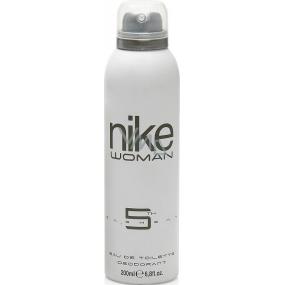 Nike 5th Element for Woman deodorant sprej pro ženy 200 ml