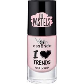 Essence I Love Trends Nail Polish The Pastels lak na nehty 04 Sweet At First Sight 8 ml