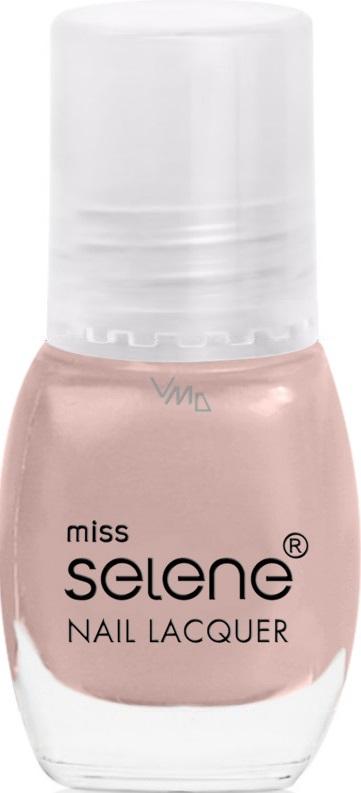 Miss Selene Nail Lacquer mini lak na nehty 195 5 ml