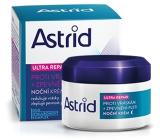 Astrid Ultra Repair Zpevňující noční krém proti vráskám 50 ml