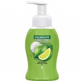 Palmolive Magic Softness Lemon & Mint pěnový tekutý přípravek na mytí rukou dávkovač 250 ml