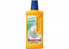 Bistrol Speciál samolešticí vosková emulze k leštění a konzervaci nesavých podlahových krytin 500 ml