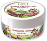 Bione Cosmetics Bio Dětská extra jemná vazelína 155 ml