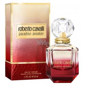 Roberto Cavalli Paradiso Assoluto parfémovaná voda pro ženy 50 ml