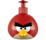 Angry Birds Red Rio 3D figurka tekuté mýdlo na ruce pro děti 400 ml