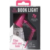 If The Little Book Light Mini lampička retro Růžová 118 x 85 x 35 mm