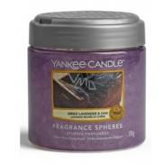 Yankee Candle Dried Lavender & Oak - Sušená levandule a dub Spheres voňavé perly neutralizují pachy a osvěžit malé prostory 170 g