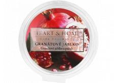 Heart & Home Granátové jablko Sojový přírodní vonný vosk 26 g