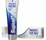 Signal White Now CC Care Correction Whitening bělicím zubní pasta s fluoridem 75 ml