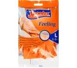 Spontex Feeling rukavice gumové velikost L