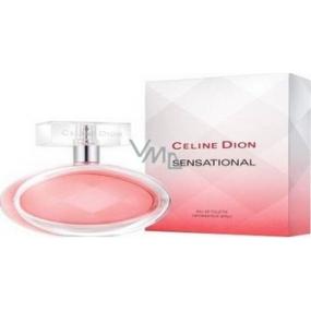 Celine Dion Sensational toaletní voda pro ženy 50 ml