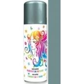 Anděl Smývatelný barevný lak na vlasy stříbrný 125 ml