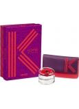 Kenzo Flower In The Air parfémovaná voda pro ženy 50 ml + kosmetická taštička, dárková sada