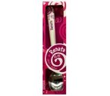 Nekupto Twister Lžička se jménem Renata růžová 16 cm 1 kus