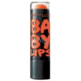 Maybelline Lips Electro Oh! Orange! balzám na rty s jemným zbarvením 4,4 g