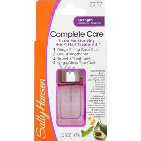 Sally Hansen Complete Care Extra Moisturizing 4v1 Nail Treatment kompletní péče o nehty 14,7 ml
