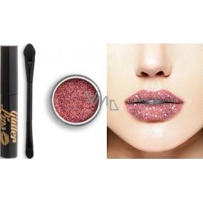Glitter Lips dlouhotrvající lesk na rty se třpytkami Vintage Pretty 3,5 ml