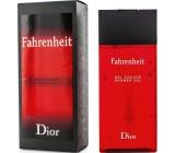 Christian Dior Fahrenheit sprchový gel pro muže 200 ml