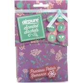 Airpure Scented Sachets Precious Petals Romance vonný sáček 1 kus