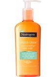 Neutrogena Visibly Clear Spot Proofing Daily Wash čistící gel 200 ml