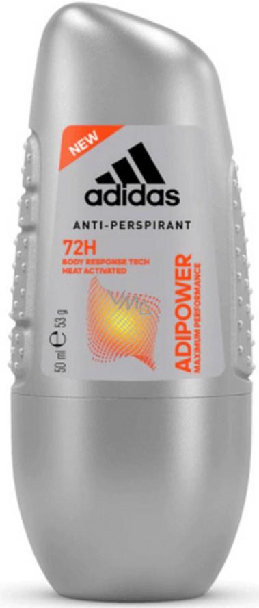 Adidas Adipower 72h Antitranspirant Roll On 50 ml Herren Deodorant Roll