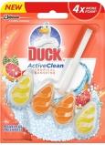 Duck Active Clean Tropical Sunshine WC závěsný čistič s vůní 38,6 g