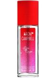 Naomi Campbell Glam Rouge parfémovaný deodorant sklo pro ženy 75 ml