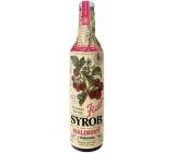Kitl Syrob Bio Malina s dužinou sirup pro domácí limonády 500 ml