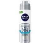 Nivea Men Sensitive gel na holení na 3denní strniště 200 ml