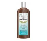 GlySkinCare Arganový olej šampon na vlasy pro zdravý a lesklý vzhled 250 ml