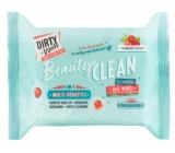 Dirty Works Beauty Clean vlhčené odličovací ubrousky 25 kusů