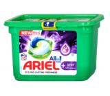 Ariel Allin1 Pods + Lenor gelové kapsle na praní dlouhotrvající vůně 13 kusů